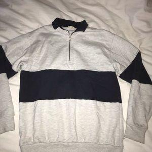 brandy Melville color block sweater